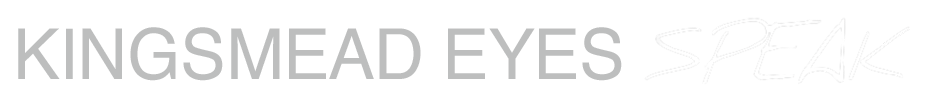 Kingsmead eyes speak